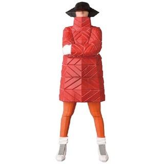 MEDICOM TOY -   B-GIRL Down Jacket NAGAME TAKU OBATA