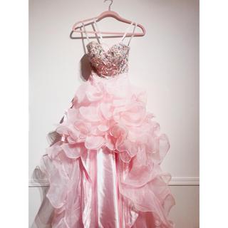 エンジェルアール(AngelR)のドレス ふわふわ シフォン キラキラ(その他ドレス)