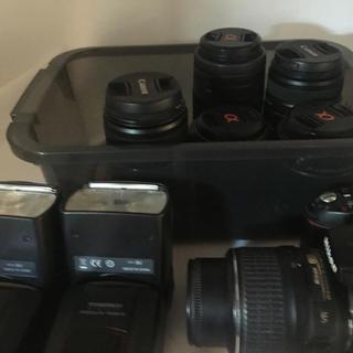 ニコン(Nikon)のチン様専用(デジタル一眼)
