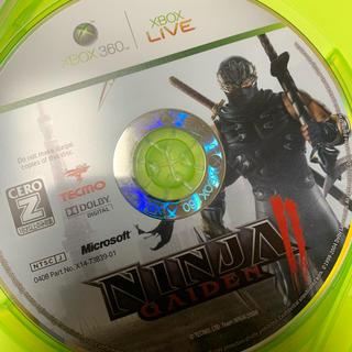 エックスボックス360(Xbox360)のninja gaiden 2(家庭用ゲームソフト)