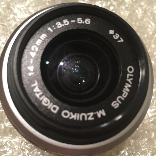 OLYMPUS(オリンパス)の【専用】オリンパス★OLYMPUS★E-PM1 スマホ/家電/カメラのカメラ(ミラーレス一眼)の商品写真