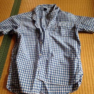 ギャップ(GAP)のギンガムチェックシャツ(シャツ/ブラウス(半袖/袖なし))