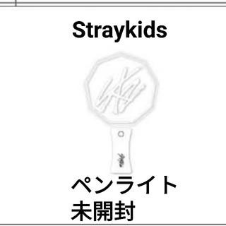 stray kids ペンライト 未開封(アイドルグッズ)