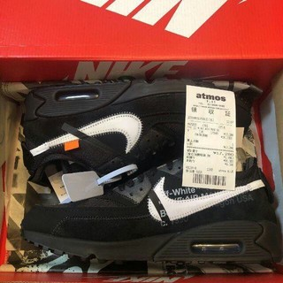 ナイキ(NIKE)のNike Off-White THE TEN AIR MAX 90 26.5(スニーカー)