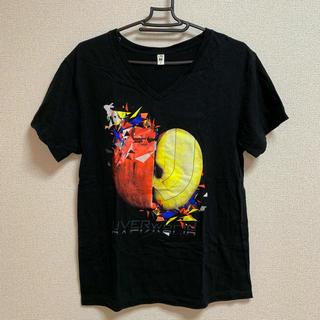 UVERworld Vネック Tシャツ(ミュージシャン)