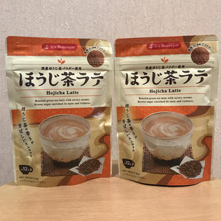 期間限定商品 ほうじ茶ラテ 96g × 2