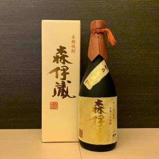 【2019年4月購入】森伊蔵 金ラベル 新品未開封 720ml (焼酎)