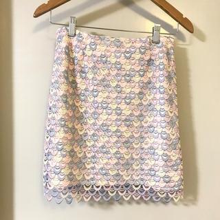 Lily Brown リリーブラウン レース スカート Sサイズ