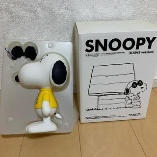 MEDICOM TOY - KAWS SNOOPY オリジナルフェイク 正規品