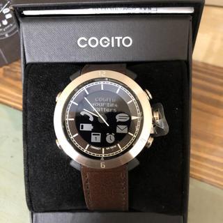 COGITO クラシックレザー(腕時計(デジタル))