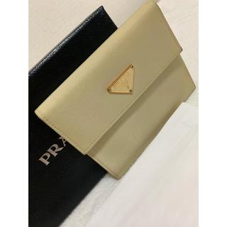 プラダ(PRADA)の正規品 状態良好 プラダ 折り財布 即購入OK(折り財布)