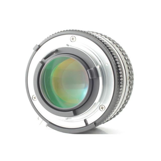 Nikon(ニコン)の❤️AI レンズ❤️ ニコン Nikon NIKKOR AI 50mm F1.4 スマホ/家電/カメラのカメラ(レンズ(単焦点))の商品写真