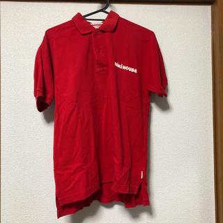ミキハウス(mikihouse)の【マッサル様専用】mikihouse 赤ポロシャツ(ポロシャツ)