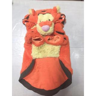 ディズニー(Disney)のペットパラダイス モコモコ ふわふわ ティガー 犬の服(犬)