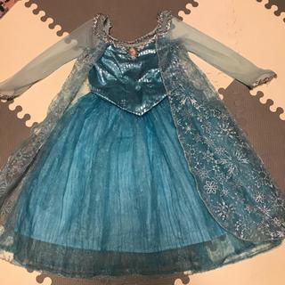Disney - アナ雪☆エルサのドレス4/5歳