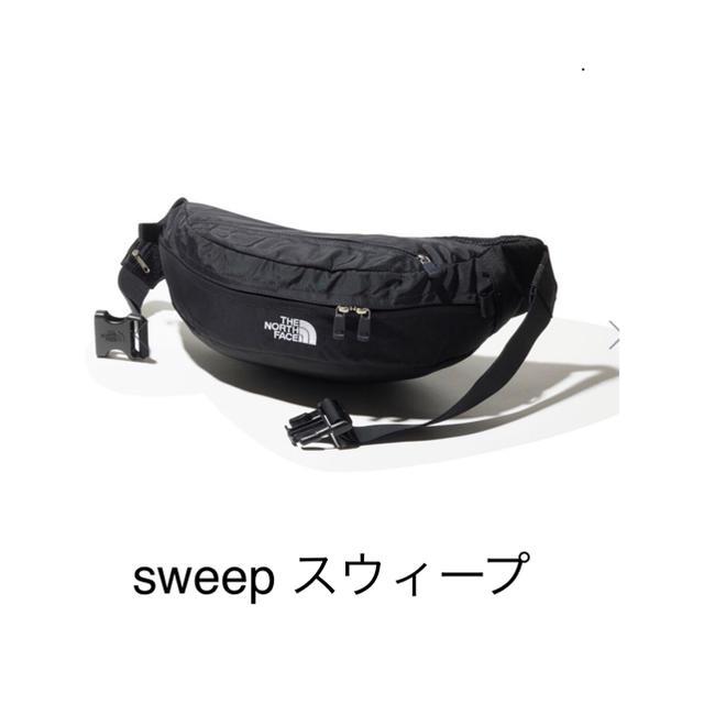 THE NORTH FACE(ザノースフェイス)のノースフェイス sweep スウィープ ウェストバッグ メンズのバッグ(ウエストポーチ)の商品写真