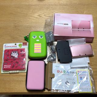 ニンテンドウ(任天堂)の3DS 中古品(携帯用ゲーム本体)