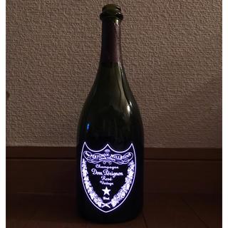 ドンペリニヨン(Dom Pérignon)の光る ドンペリ ロゼ(シャンパン/スパークリングワイン)