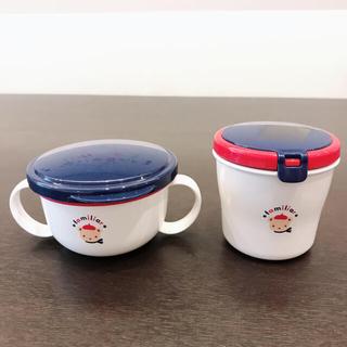 ファミリア(familiar)のゆーちゃん様専用 ファミリア 食器2個(離乳食器セット)