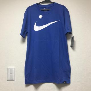 ナイキ(NIKE)の【新品・未使用】Nike ナイキ Tシャツ 青 XL(Tシャツ/カットソー(半袖/袖なし))