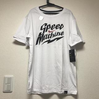 ナイキ(NIKE)の【新品・未使用】Nike ナイキ Tシャツ 白 XXL(Tシャツ/カットソー(半袖/袖なし))