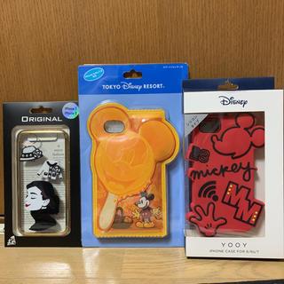 ディズニー(Disney)の《新品★未使用》iPhone6・6s・7対応ケース(iPhoneケース)