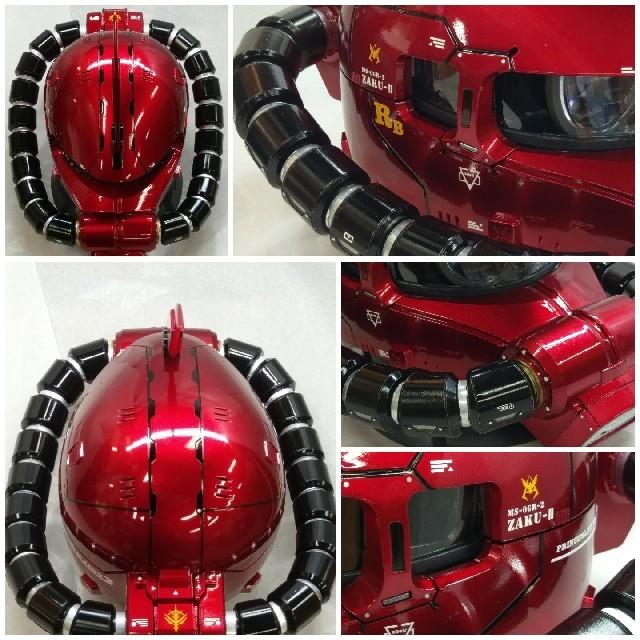 1/12 ジョニーライデン専用ザク2  メタリックVre  エンタメ/ホビーのおもちゃ/ぬいぐるみ(模型/プラモデル)の商品写真
