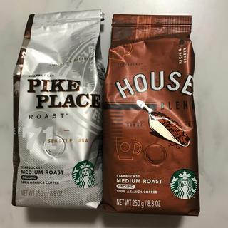 Starbucks Coffee - スタバ コーヒー 2セット