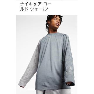 ナイキ(NIKE)のナイキ x ア コールド ウォール*・ロングスリーブ(Tシャツ/カットソー(七分/長袖))