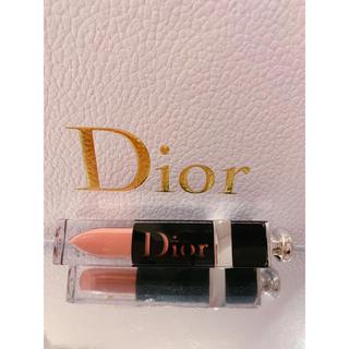 ディオール(Dior)のDior アディクトラッカープランプ 426 新品未使用(リップグロス)