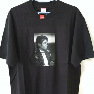 Supreme - 17ss Supreme Michael Jackson Tee M マイケル