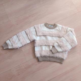 eimy istoire - eimy  istoire ピンクセーター♡♡