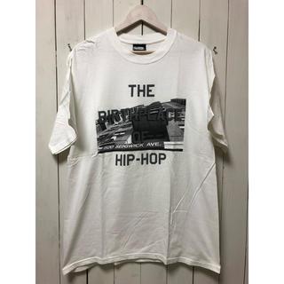 エクスパンション(EXPANSION)の最終価格 1000円 美品 エクスパンション Tシャツ(Tシャツ/カットソー(半袖/袖なし))