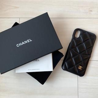 CHANEL - シャネル CHANEL 新作 iPhoneケース iPhone iPhoneX