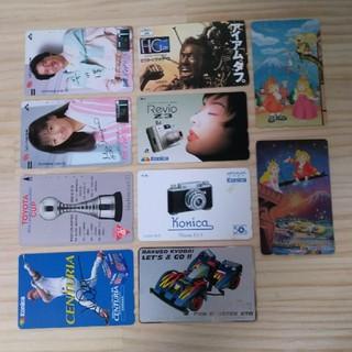 未使用 テレホンカード  50度×10枚(その他)