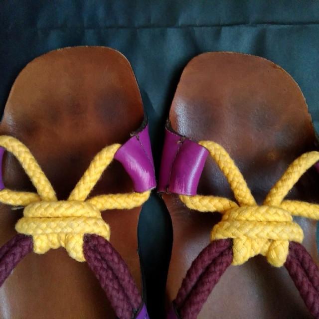 miumiu(ミュウミュウ)のミュウミュウ MIU MIU サンダル34  (21cm、21.5cm) レディースの靴/シューズ(サンダル)の商品写真