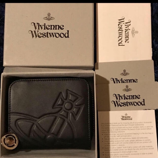 ヴィヴィアンウエストウッド(Vivienne Westwood)のヴィヴィアンウエストウッド 日本限定復刻 オーブ付き 二つ折り財布と長財布(財布)