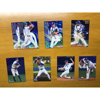 チュウニチドラゴンズ(中日ドラゴンズ)のプロ野球チップスカード2019 中日ドラゴンズセット(スポーツ選手)