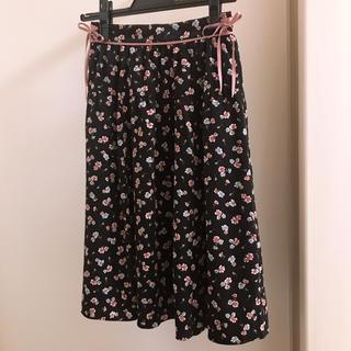 Feroux - Feroux 花柄スカート
