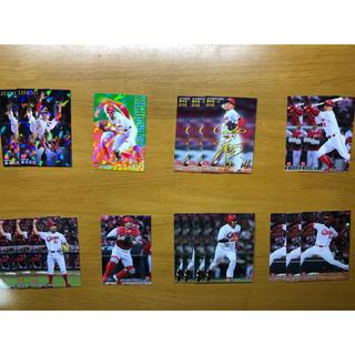 広島東洋カープ - プロ野球チップスカード2019 広島東洋カープセット