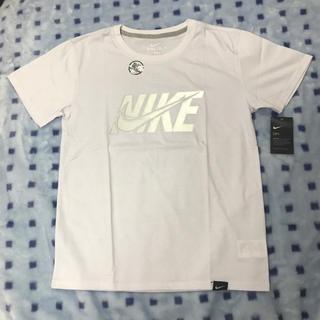 ナイキ(NIKE)の【新品・未使用】Nike ナイキ Tシャツ 白 L(Tシャツ/カットソー(半袖/袖なし))