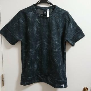 アディダス(adidas)の■未使用■adidas リバーシブル Tシャツ Sサイズ(Tシャツ/カットソー(半袖/袖なし))
