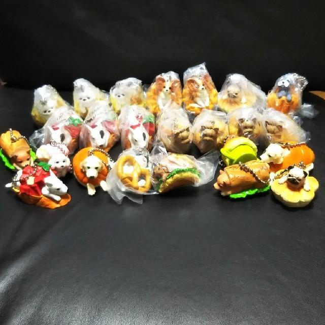 いぬぱん!22匹セット!(バラ売り可!) エンタメ/ホビーのおもちゃ/ぬいぐるみ(キャラクターグッズ)の商品写真