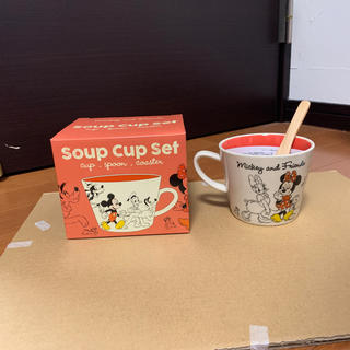 Disney - ディズニー マグカップ スプーン付き