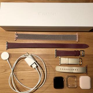 Apple Watch - Apple Watch serious4 GPS 40mm