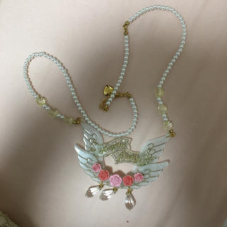 angelic pretty ネックレス