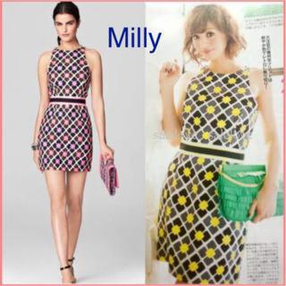 5fa7c966a7894 ミリー(Milly)のMilly ワンピース(ひざ丈ワンピース)