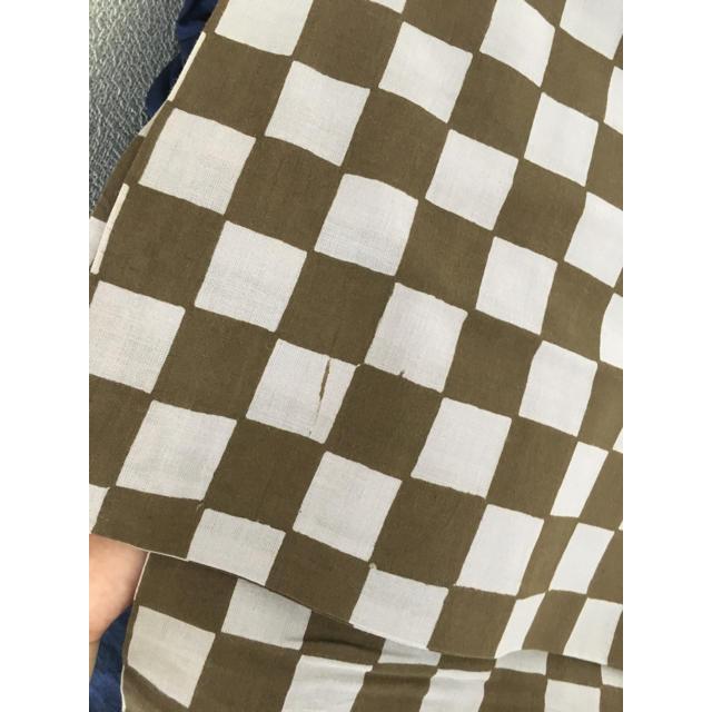 【新品・特価】 竺仙 女性用 高級浴衣 本染 日本製 浴衣 YW-10 レディースの水着/浴衣(浴衣)の商品写真