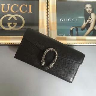 グッチ(Gucci)の超人気!Gucci  メンズレディース 二つ折財布 (折り財布)