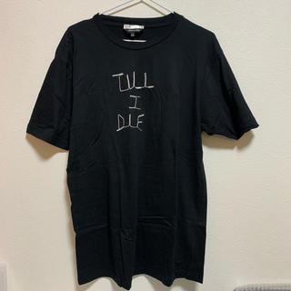 ラフシモンズ(RAF SIMONS)のSELFMADE セルフメイド Tシャツ 黒 登坂広臣(Tシャツ/カットソー(半袖/袖なし))